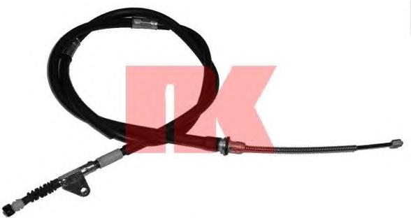 Trosas, stovėjimo stabdys (NK) 9045114
