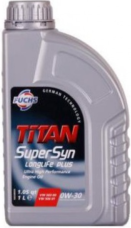 FUCHS TITAN SUPERSYN LONGLIFE PLUS 0W30 1L