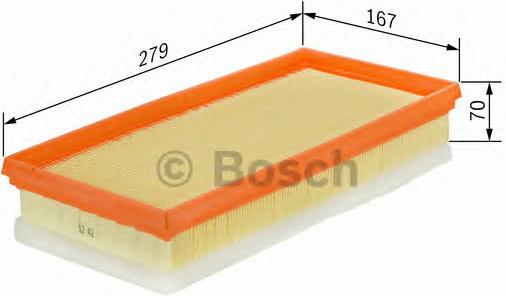 Oro filtras (BOSCH) F 026 400 150