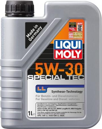 Liqui Moly Leichtlauf Special LL 5W30 1L