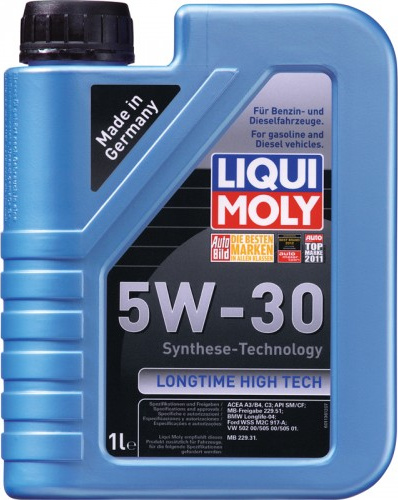 Liqui Moly Longtime High Tech 5W30 1L