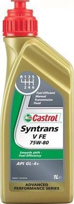 Alyva CASTROL Syntrans V FE 75w80 1L