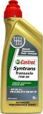 Alyva CASTROL Syntrans transaxle 75w90 1L