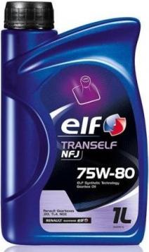 Alyva ELF Tranself NFJ 75w80 1L