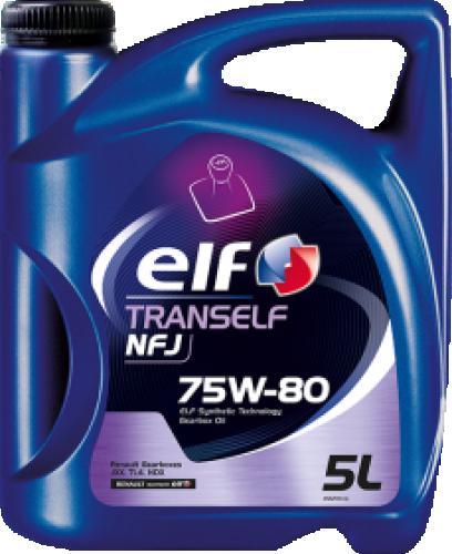 Alyva ELF Tranself NFJ 75w80 5L