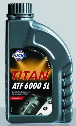 FUCHS Alyva Fuchs Titan ATF 6000 SL 1L