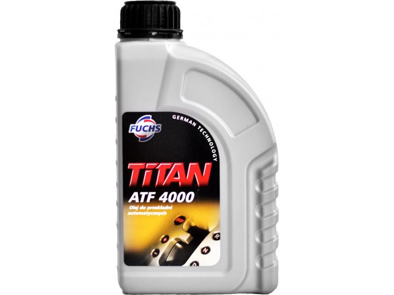 FUCHS Alyva Fuchs Titan ATF 4000 1L