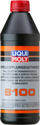 LIQUI MOLY Dual Clutch Transmission Oil 8100 1L