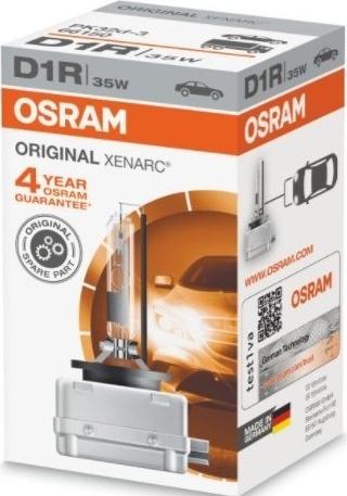 D1R OSRAM XENARC ORIGINAL 35w 85V