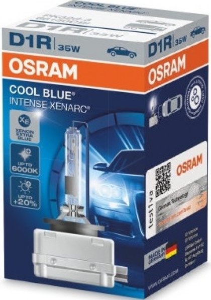D1R OSRAM XENARC COOL BLUE INTENSE +20% 35W