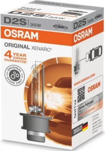 D2S OSRAM XENARC ORIGINAL 35w 85V