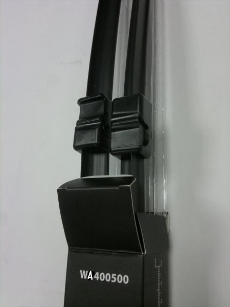 Valytuvų komplektas, 2 vnt.  (OXIMO) WA400500