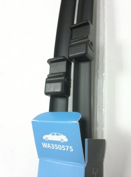 Valytuvų komplektas, 2 vnt.  (OXIMO) WA350575