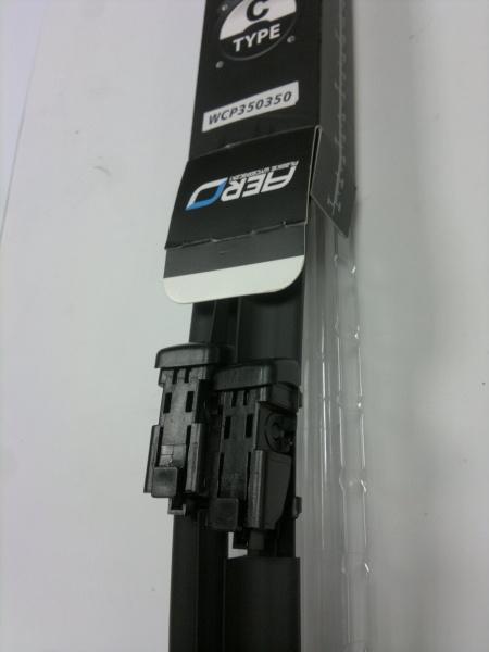Valytuvų komplektas, 2 vnt.  (OXIMO) WCP350350