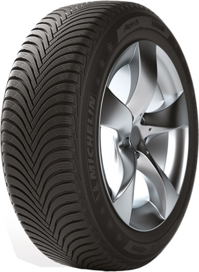 MICHELIN Alpin 5 225 /50/R17 98 H