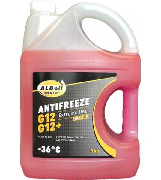 """ANTIFRIZAS """"ALB ANTIFREEZE -36"""" RED"""