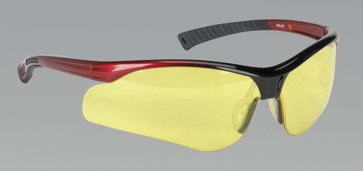Light Enhancing Safety Spectacles SSP46 (SEALEY TOOLS) SSP46