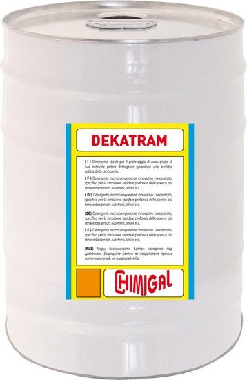 Dervos valiklis (GOLDEN CHIMIGAL) DEKATRAM 25 KG