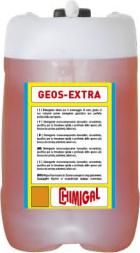 Purvo tirpiklis, valiklis (GOLDEN CHIMIGAL) GEOS EXTRA 25 KG