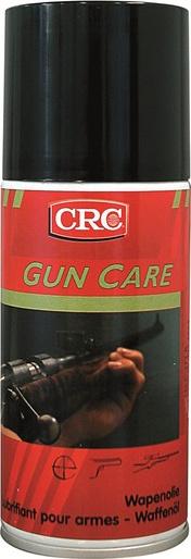Universalus metalinių detalių valiklis (CRC) GUN CARE 150 ML