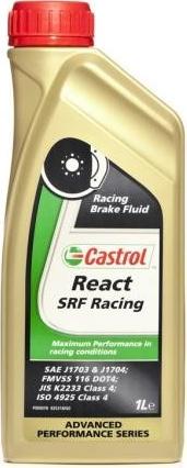 Stabdžių skystis (CASTROL) SRF RACING BREAKE FLUID 1L