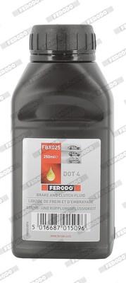 Stabdžių skystis (FERODO) FBX025