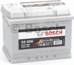 Akumuliatorius (BOSCH) S5006