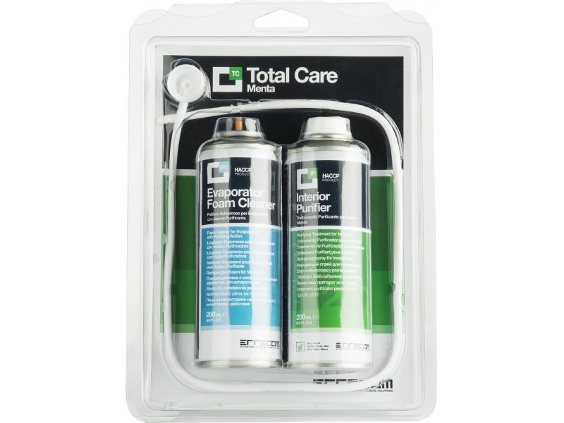 Oro kondicionieriaus valiklis / dezinfektantas (ERRECOM) RKAB42 TOTAL CARE 0,2L