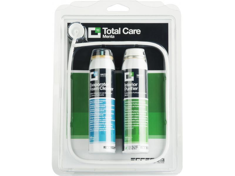 Oro kondicionieriaus valiklis / dezinfektantas (ERRECOM) RKAB45 TOTAL CARE 0,1L