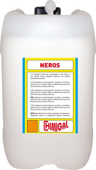 GOLDEN CHIMIGAL NEROS 5 KG