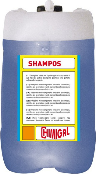 GOLDEN CHIMIGAL SHAMPOS 1000 ML