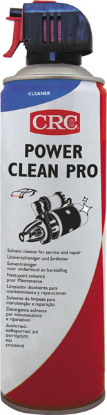Universalus metalinių detalių valiklis (CRC) POWER CLEAN PRO 500ML