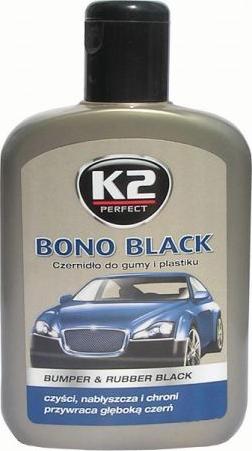"""PLASMASINIŲ DETALIŲ JUODIKLIS """"BONO BLACK """" (FIXOL) (K2) 10603"""