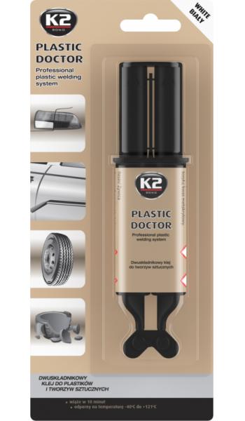 PLASTIKO KLIJAI PLASTIC DOCTOR BALTI 28G (K2) 10B102