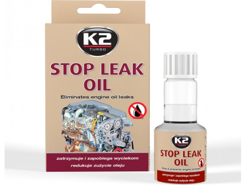 "VARIKLIO ""STOP LEAK"" OIL ALYVA (K2) 11377"
