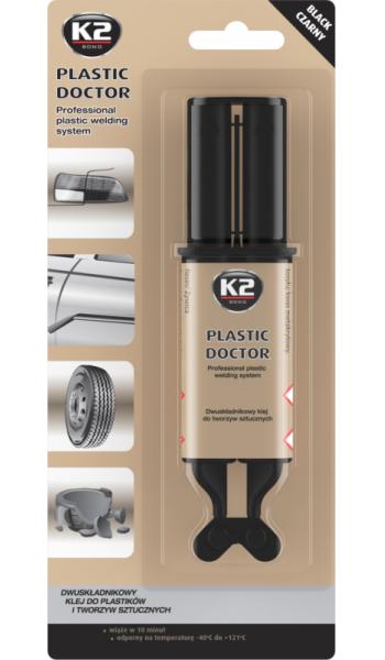 PLASTIKO KLIJAI PLASTIC DOCTOR BALTI 28G (K2) 10B103