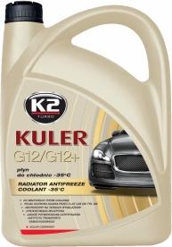 "ANTIFRIZAS RED 5L K2 ""KULER"" -35C"