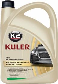 "ANTIFRIZAS GREEN 5L K2 ""KULER"" -35C"
