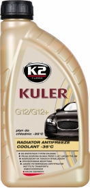 Antifrizas K2 KULER raudonas -35C 1L
