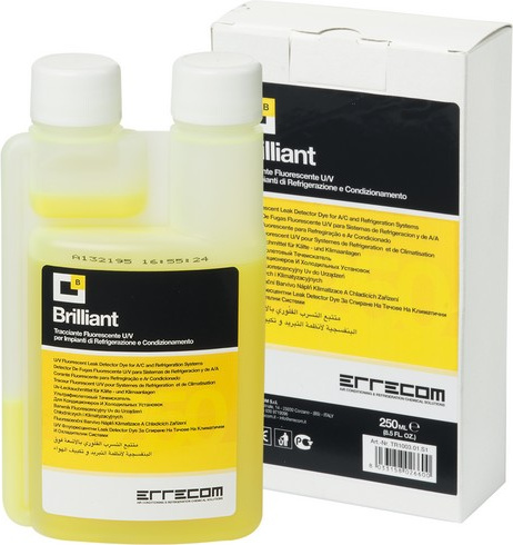 UV dažai (ERRECOM) TR1003.01.S1 YELLOW BRILLIANT PAG UV DYE 0,25L