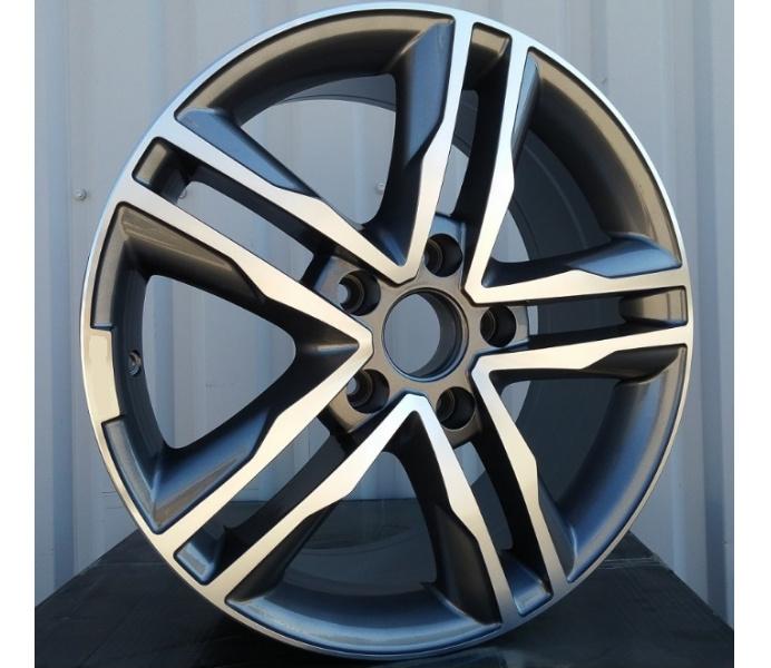 R17X7.5 5x118 ET45 71.1 BK424 MG RWR OPE Vivaro-Renault Traf. (1250kg) (K2) (Ratlankiai) 4X4ZZ177.5Z5ZX118ZZZZZ+4571.1ZBK424MG