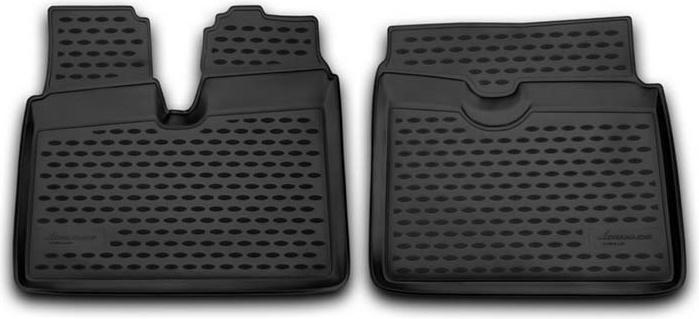 Guminiai kilimėliai 3D MAN TGA XXL 2012->, 2 pcs. /L43002