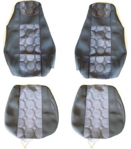 Sėdynių užvalkalai RENAULT MAGNUM 2002-> N16