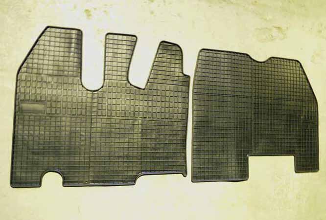 Guminiai kilimėliai Renault Magnum