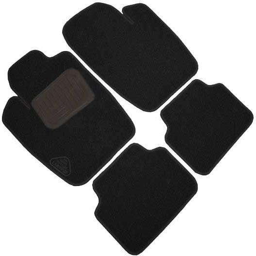 Kilimėliai Fleximats C juodi