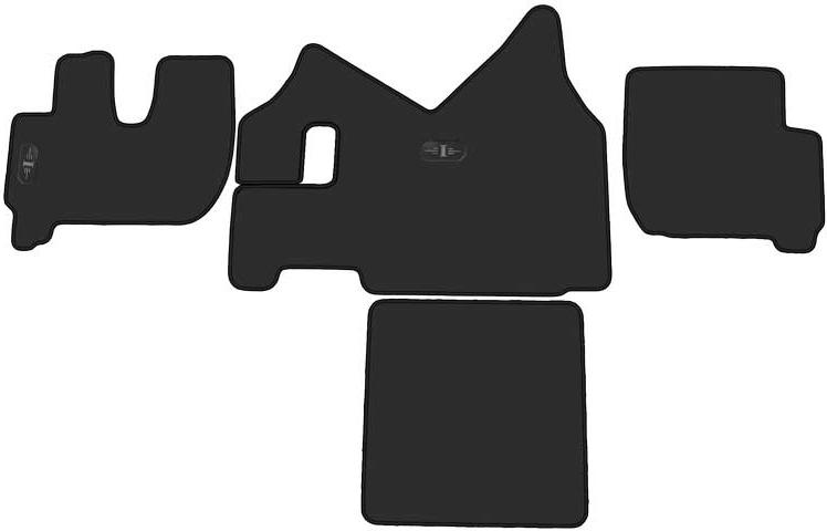 Kilimėliai COMFORT Iveco STRALIS manual AS /2002- 4p