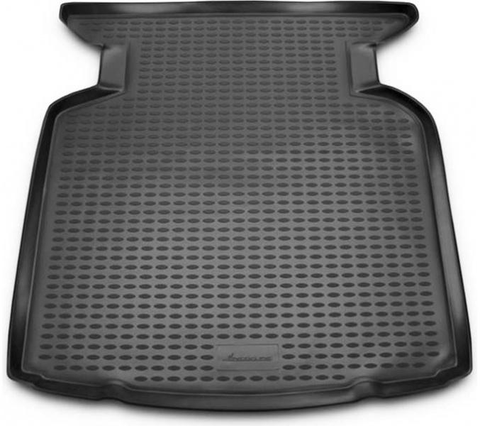 Guminis bagažinės kilimėlis TOYOTA Avensis sedan 2003-2008 black /N39005