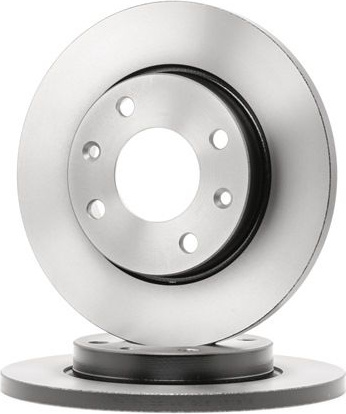 Stabdžių diskas (TRW) DF2815